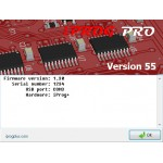 How to change Iprog + serial number?