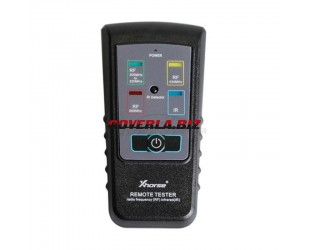 XHORSE Remote Tester for Infrared, Radio Frequency ( For 300Mhz-320MHz, 434MHz & 868Mhz)
