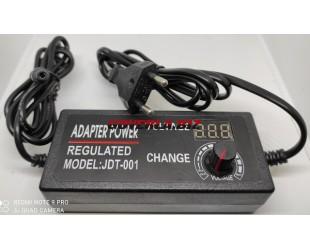 Power Adapter 9V-24V 3A.